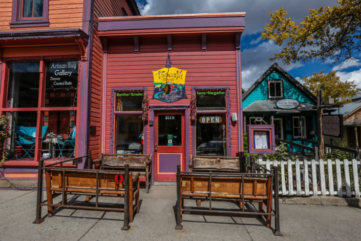 Best Mexican Food In Crested Butte